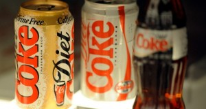 Diet drinks increase risk of dementia or a stroke, study finds