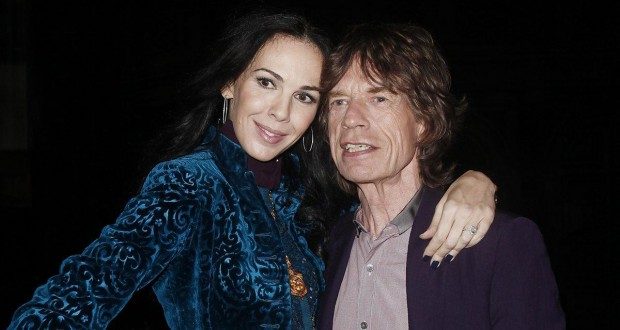 Mick Jagger remembers late girlfriend L'Wren Scott