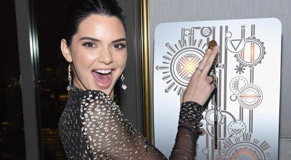 Kendall Jenner parties at Harper's Bazaar 150th anniversary as she puts Pepsi drama behind