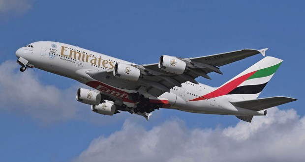 Emirates cuts some US flights due to reduced demand following new security measures