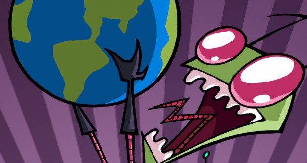 'Invader Zim' is back to conquer earth in a new TV movie revival