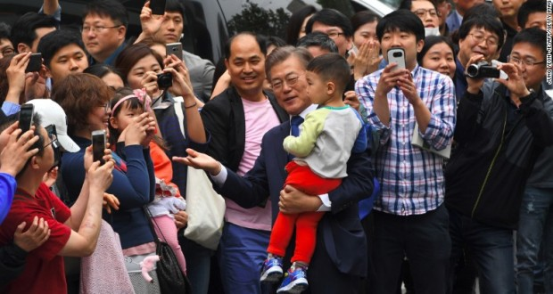 South Koreans head to polls to choose next president