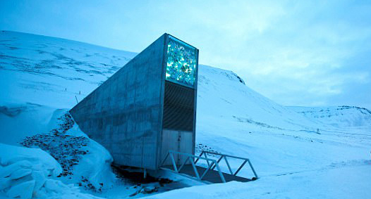 Arctic 'Doomsday' seed vault flooded after permafrost melts