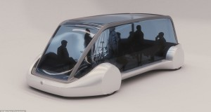 Elon Musk's Boring Company reveals 'underground buses' for tunnel network