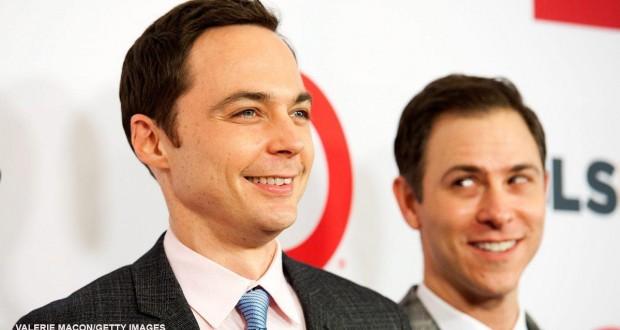 The Big Bang Theory's Jim Parsons marries longtime boyfriend Todd Spiewak