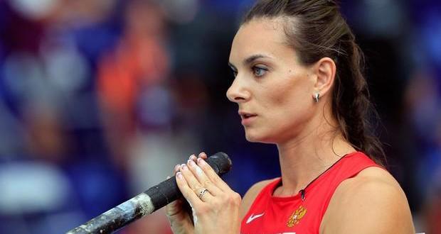 Wada says Russia's anti-doping agency chair Yelena Isinbayeva will be removed