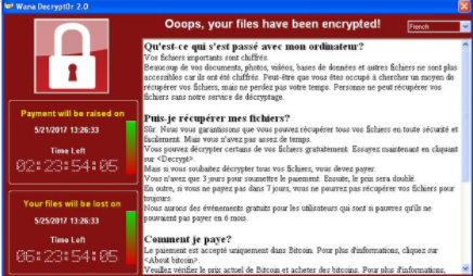 Security researcher says he's figured out how to decrypt WannaCry