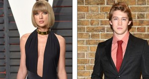 Taylor Swift is 'secretly dating' British actor Joe Alwyn