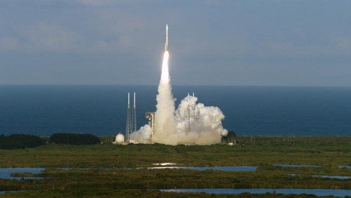 8 canaveral launch