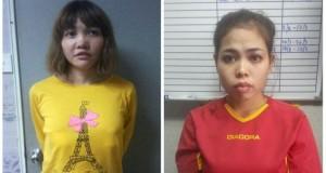Two women accused of killing North Korea leader's brother Kim Jong-nam