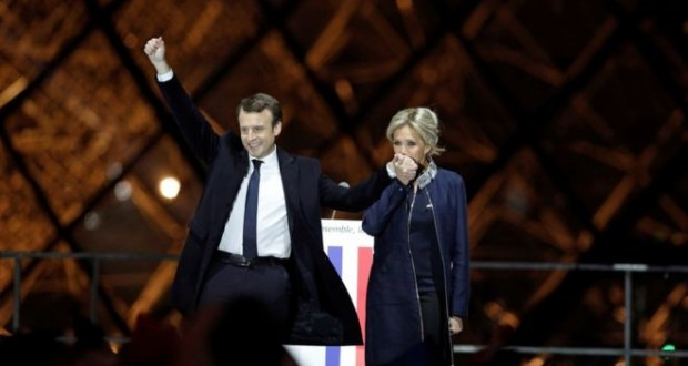 French election: Meet Brigitte Macron, the new first lady