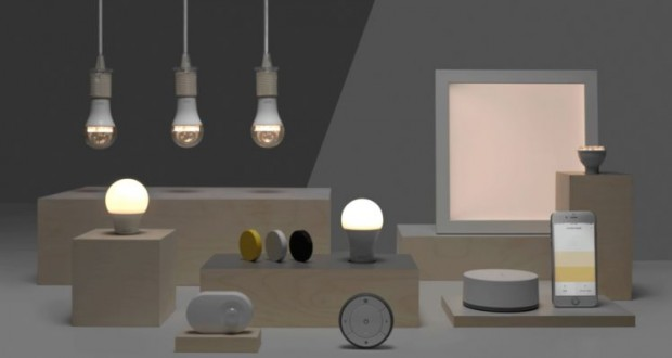 IKEA adds Google Home and Amazon Alexa support to its smart light bulbs