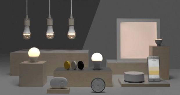 IKEA adds Google Home and Amazon Alexa support to its smart light bulbs