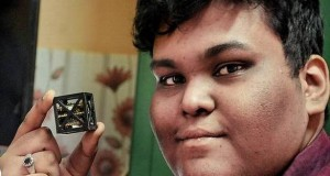 A Teen Created the World's Lightest Satellite & NASA Is Going to Launch It