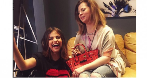 Selena Gomez Gave Her Mom The Best Gift