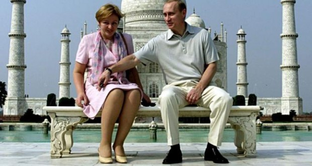Reuters: Putin's ex-wife linked to multi-million-dollar property business