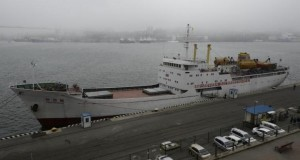 New ferry links North Korea and Russia despite U.S. calls for isolation