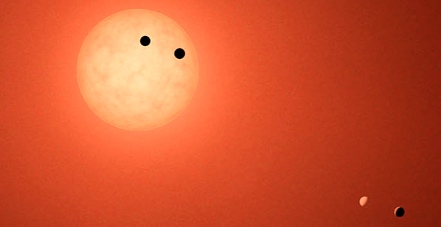 Astronomers Confirm Orbital Details of TRAPPIST-1's Least Understood Planet