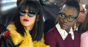 Rihanna and Lupita Nyong'o will costar in a buddy movie directed by Ava DuVernay for Netflix
