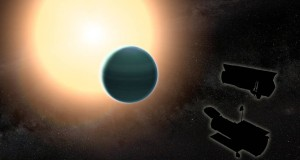 NASA Discovers A Planet With Unexpectedly Primitive Atmosphere