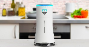 This smart Bluetooth speaker is also a salt shaker