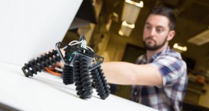 Soft 3D-Printed Robot Is Agile Even on Sand and Rocks