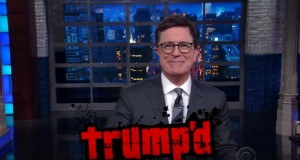 Stephen Colbert explains how we know the exact reason Trump fired Comey