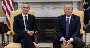 NATO denies chief said Trump 'has a 12-second attention span'