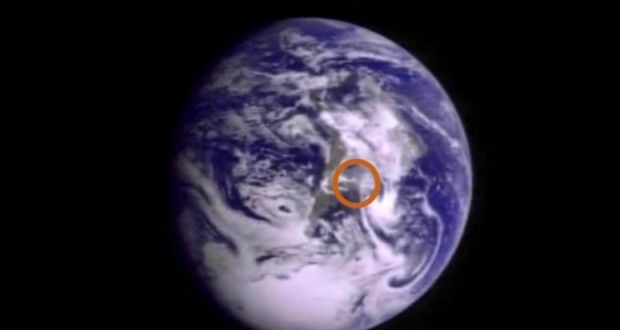 NASA Camera Spots Mysterious Flashes on Earth