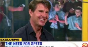 "Tom Cruise Says 'Top Gun 2' Will Be Filming ""In The Next Year"""