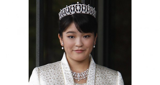 Japan's princess Mako becomes a commoner so she can marry 'beach tourism' worker