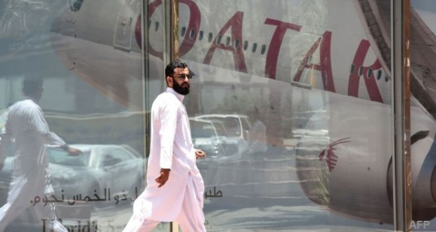 Qatar flight ban begins as Gulf crisis grows