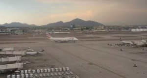 Weather in Phoenix is too hot for planes to takeoff