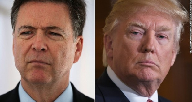 Fired FBI Director Comey testimony: Trump asked me to let Flynn investigation go