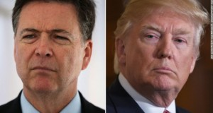 Trump: I did not make recordings of Comey