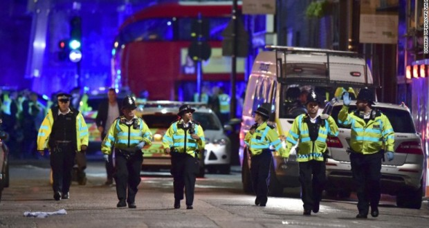 London terror attack: Six victims killed, three suspects shot dead by police