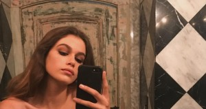 Cindy Crawford's Daughter Sparks Backlash After 'Too Bare' Selfie
