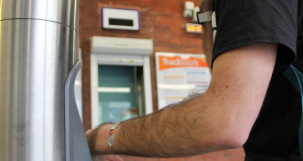 Don't try this at home: Bio-hacker implanted chip into hand to for pay public transport easier