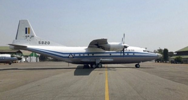 Myanmar plane: bodies found after military aircraft crashes into sea with 122 on board