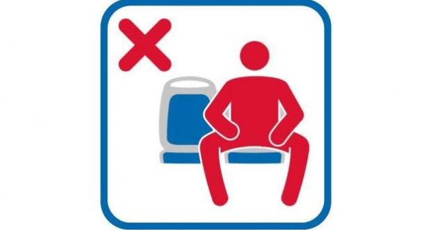Madrid cracks down on 'manspreading' on public transport