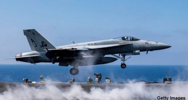 Australia suspends air strikes in Syria after U.S. downing of Syrian jet