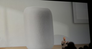 Apple announces the HomePod