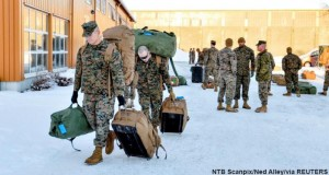 Norway-Russia relations to deteriorate following U.S. Marines' base extension: Russian embassy