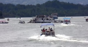 Nine dead after Colombia tourist boat sinks in reservoir