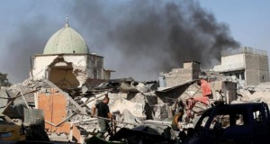 Iraq declares end of Islamic State after capture of Mosul mosque