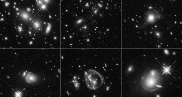 Hubble Captures Universe's Brightest Galaxies
