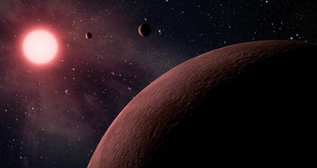 NASA's Kepler telescope found 10 near-Earth size exoplanets