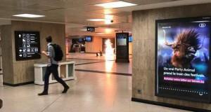 Attacker 'wearing suicide vest' shot at Brussels station