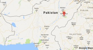 Pakistan oil tanker truck explosion kills at least 120