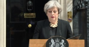 London attackers kill seven, PM May says 'enough is enough'
